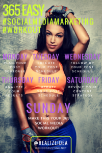 HKH Consulting - Social Media Marketing Workout