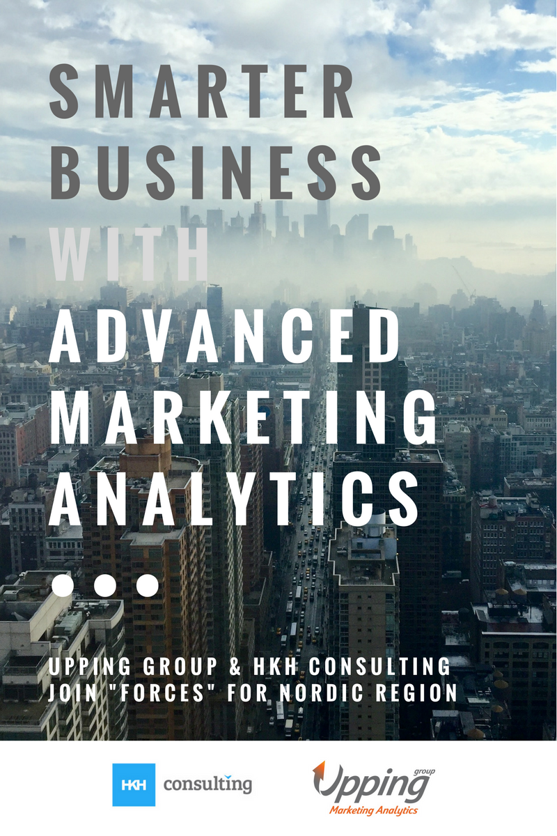 Advanced Marketing Analytics